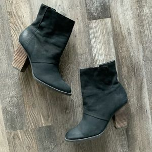 Aldo | leather ankle boots